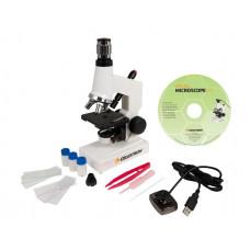 Celestron digitālais mikroskops ar piederumiem