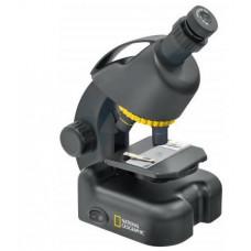 National Geographic 40-640x mikroskops ar telefona statīvu