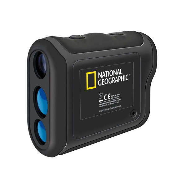 National Geographic Rangefinder 4x21