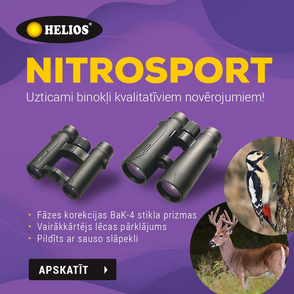 Helios Nitrosport binokļi