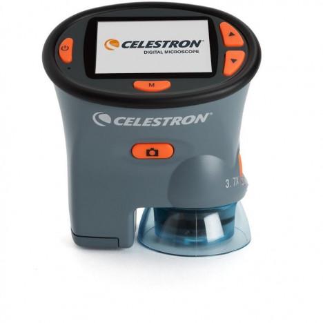 Celestron LCD digitālais rokas mikroskops