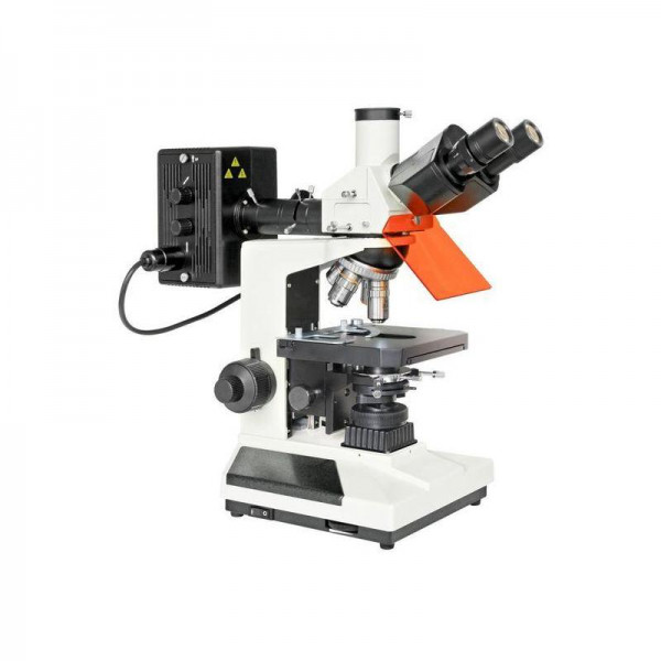 Bresser Science ADL 601F LED 40-1000x microscope