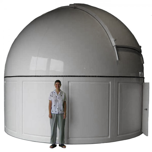 Observatory Sirius 5m College Model motorised with walls