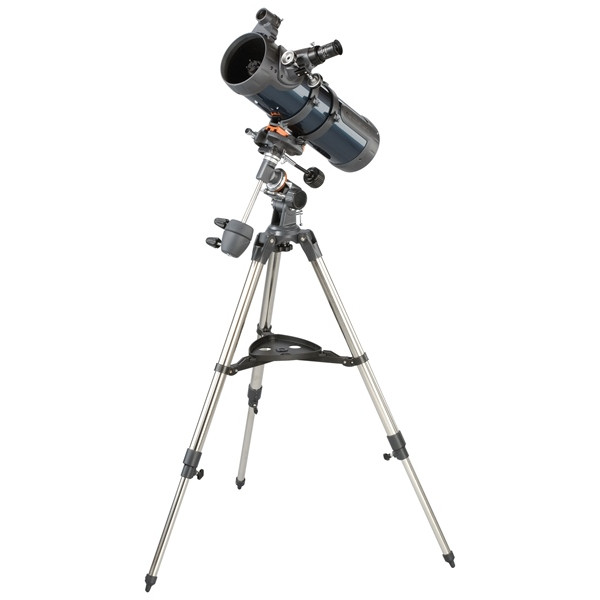 Celestron AstroMaster 114EQ teleskops