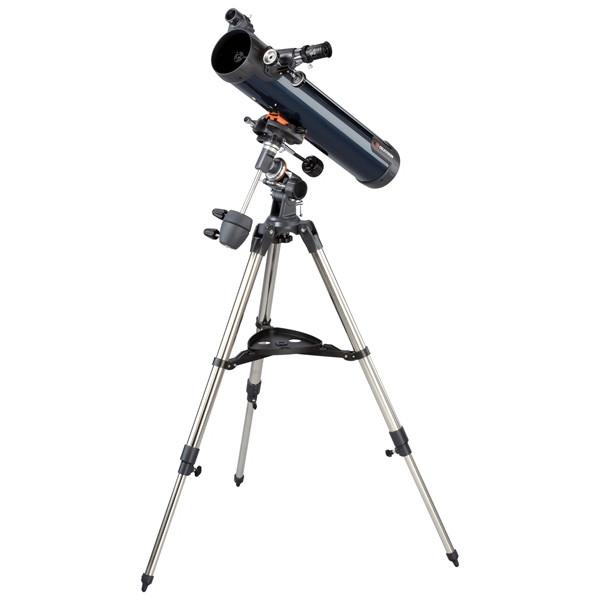 Celestron AstroMaster 76EQ teleskops