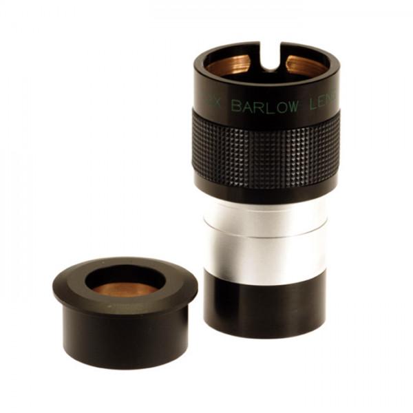 """Sky-Watcher 2x Super Deluxe ED Barlow Lens (2"""" & 1.25"""")"""