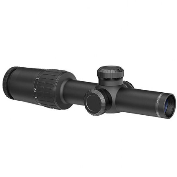 Yukon Jaeger 1-4x24 riflescope (with X01i reticle)