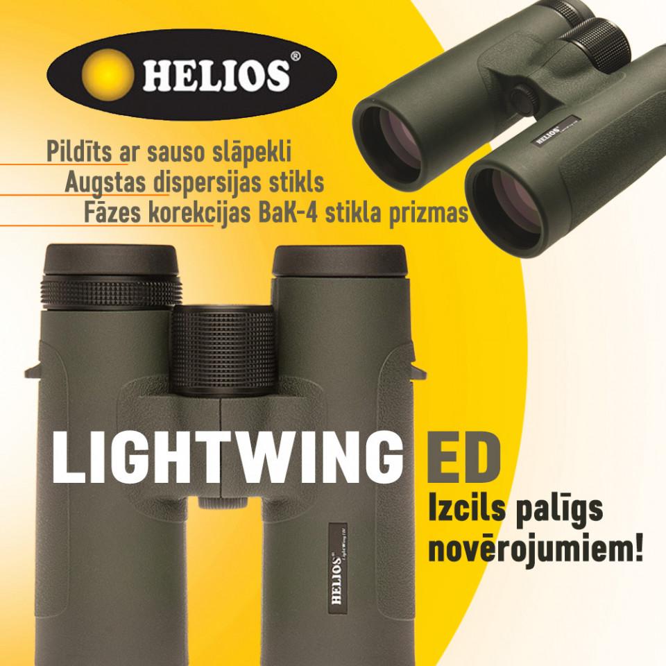 Helios Lightwing ED binokļi