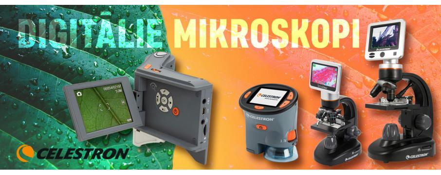 Digitālie mikroskopi