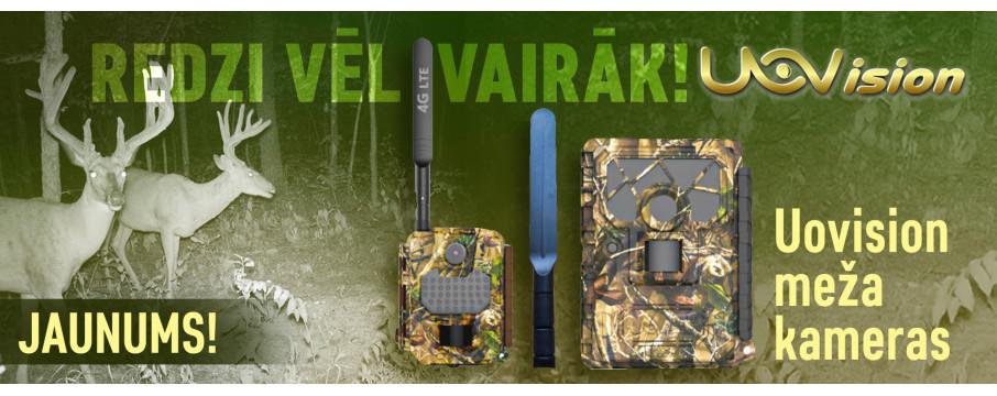 Uovision meža kameras