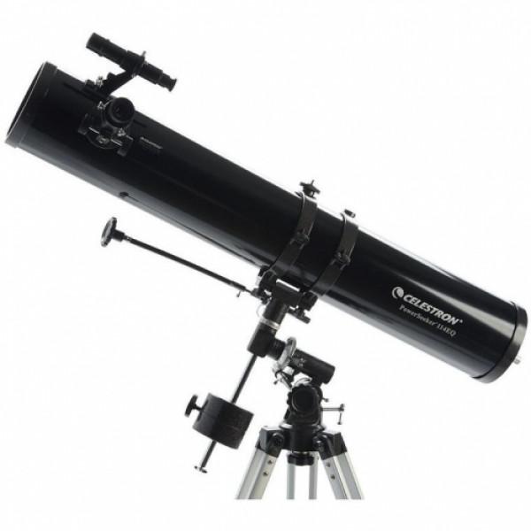 Celestron PowerSeeker 114 EQ telescope