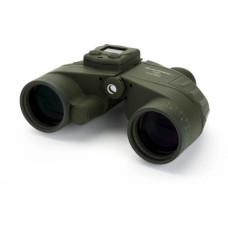 Celestron Cavalry 7x50 binoculars with GPS, digital compass and reticle