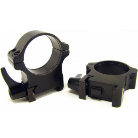 Rusan Weaver ātrā montējuma gredzeni 30mm, H14mm