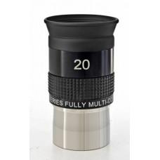 """Explore Scientific 70° 20mm (1.25"""") okulārs"""