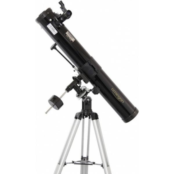 Omegon N 76/900 EQ-2 teleskops