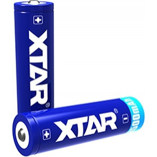 XTAR 18650 3.7V 3500mAh Li-ion akumulators