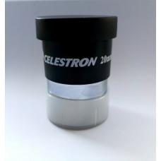 "Celestron 20mm (1.25"") okulārs"