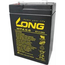 LONG 6V 4.5Ah Akumulators