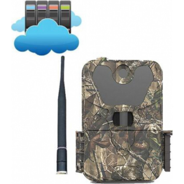 Uovision UM785-3G+ Cloud 20MP Full HD wildlife camera