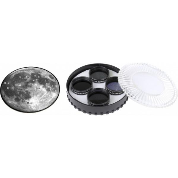 """Celestron Mēness filtru komplekts 1.25"""""""
