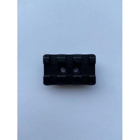 Rusan Picatinny adapteris Weaver gredzeniem (L-35 mm)
