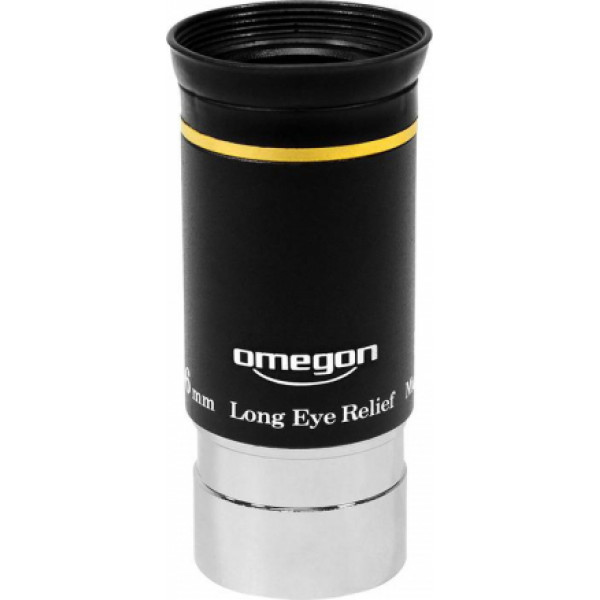 "Omegon 1.25"" Ultra Wide Angle 6mm okulārs"