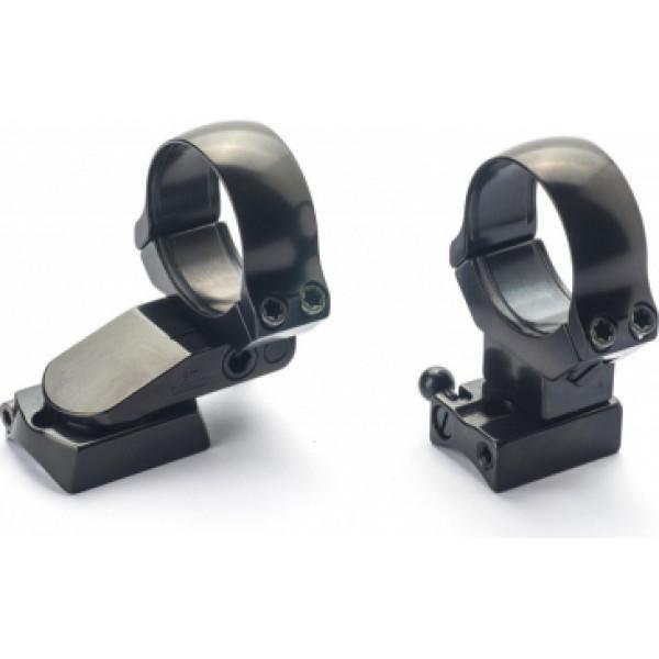 Rusan Pivot kronšteins - Anschutz 54/64 (11mm prisma) - 30mm, H19