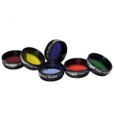 "Omegon 1.25"" krāsu filtru komplekts"