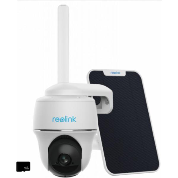 Reolink Go PT 4G LTE kamera