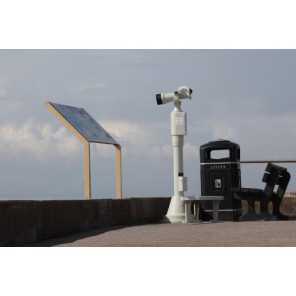 HDC DFCT2 sauszemes teleskops