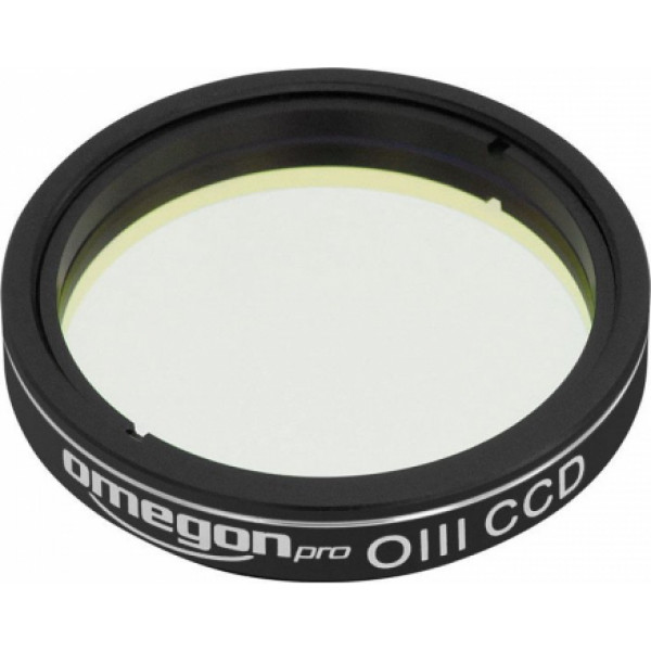 """Omegon Filters Pro 1.25"""" OIII CCD filtrs"""