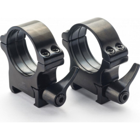 Rusan Weaver ātrā montējuma gredzeni 34 mm, H9mm