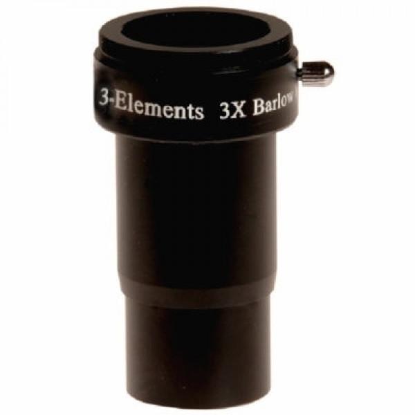 """OVL 1.25"""" 3x Barlow lens"""