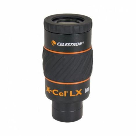 """Celestron X-Cel LX 1.25"""" 5mm eyepiece"""