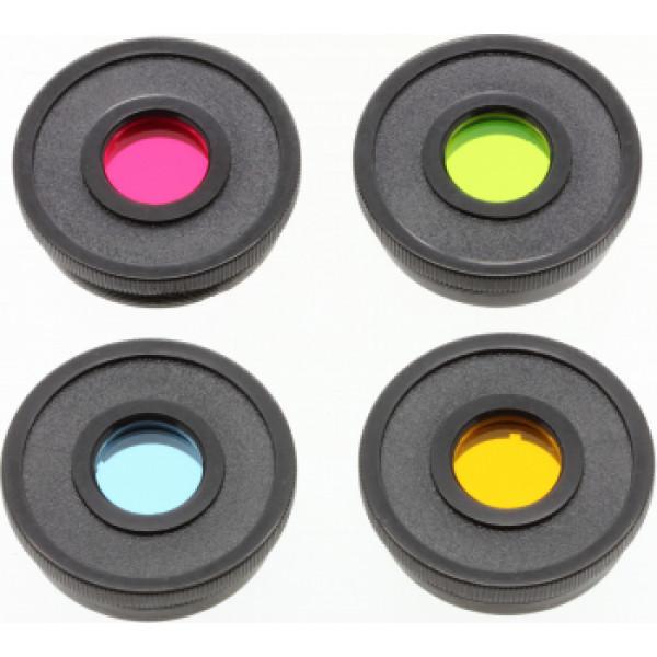 "Bresser 1.25"" krāsu filtru komplekts"