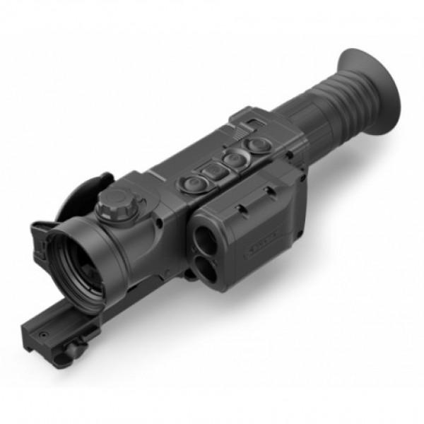 Pulsar Trail LRF XQ50 thermal imaging sight Weaver QD112