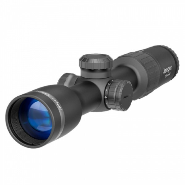 Yukon Jaeger 1.5-6x42 riflescope (with X01i reticle)