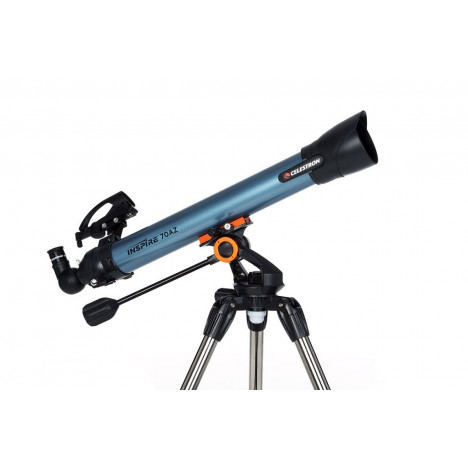 Celestron Inspire 70AZ teleskops